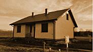 Tani dom drewniany